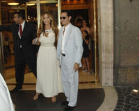 Marc Anthony, Jennifer Lopez - Roma - 31-07-2009 - Jennifer Lopez vuole comprare una casa in Italia