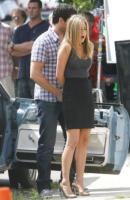 Gerard Butler, Jennifer Aniston - New York - 24-08-2009 - Jennifer Aniston e Gerard Butler fanno finta di non stare insieme