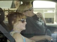 Debbie Rowe - Los Angeles - 28-08-2009 -