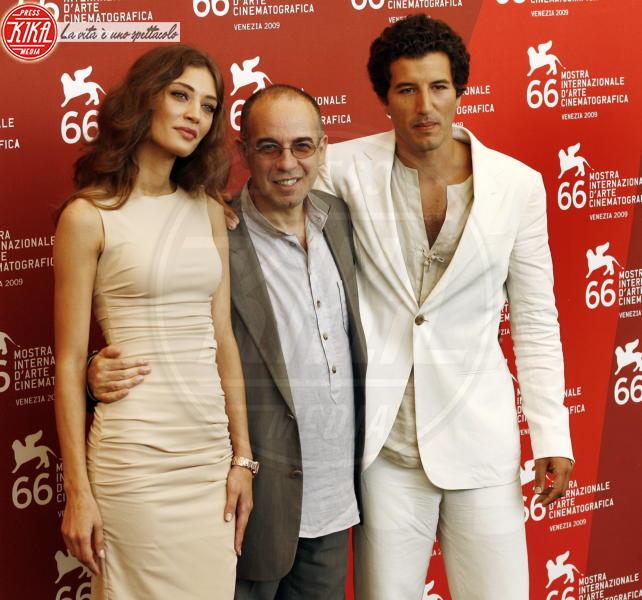 Margareth Madè, Francesco Scianna, Giuseppe Tornatore - Venezia - 02-09-2009 - Baaria è il candidato italiano agli Oscar 2010