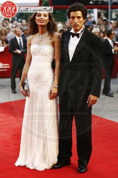 Margareth Madè, Francesco Scianna - Venezia - 03-09-2009 - Baaria è il candidato italiano agli Oscar 2010