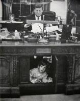 John Fitzgerald Kennedy - Washington - 03-09-2009 - Arriverà a settembre la serie Tv sulla famiglia Kennedy