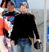 Keanu Reeves - Santa Monica - 14-10-2008 - Test di paternita' per Keanu Reeves
