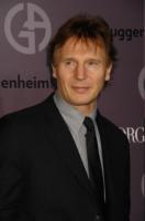 Liam Neeson - New York - 10-04-2009 - Ultimo lavoro di Natasha Richardson, un documentario per la National Geographic