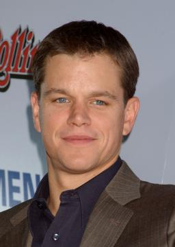 Matt Damon - West Hollywood - 08-08-2005 - E' nata la figlia di Matt Damon
