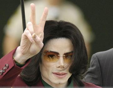 Michael Jackson - Santa Maria - 17-03-2005 - Michael Jackson intervistato