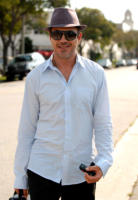 Robert Downey Jr - Beverly Hills - 03-09-2009 - Robert Downey Jr. e Michelle Monaghan iniziano oggi le riprese della commedia Due Date