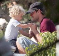 Jude Law - Malibu - 01-05-2006 - Jude Law padre per la quarta volta