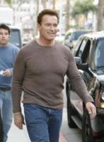Arnold Schwarzenegger - Los Angeles - 20-12-2008 - Lo Staple Centre fischia Arnold Schwarzenegger