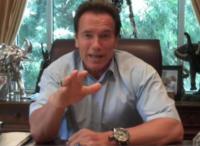 Arnold Schwarzenegger - Los Angeles - 23-07-2009 - Lo Staple Centre fischia Arnold Schwarzenegger