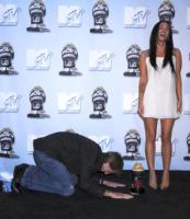 Megan Fox, Michael Bay - Universal City - 02-06-2008 - Michael Bay e Megan Fox fanno la pace per Transformers 3