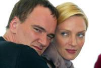 Quentin Tarantino, Uma Thurman - 17-05-2004 - Quentin Tarantino annuncia il terzo Kill Bill