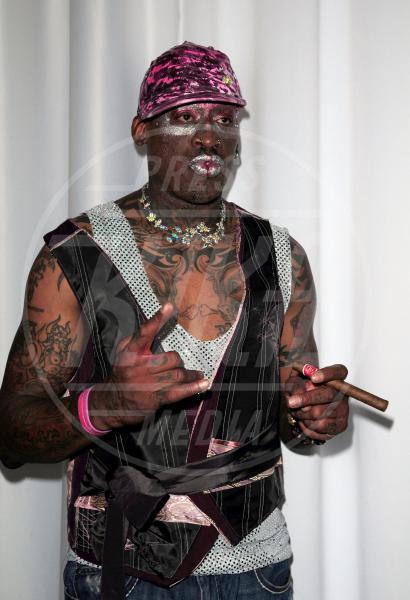 Dennis Rodman - Miami Beach - 15-10-2009 - Mens non sana in corpore sano: gli sportivi finiti in rehab