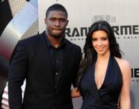 Kim Kardashian, Reggie Bush - Los Angeles - 28-07-2009 - Kim Kardashian e Reggie Bush sono tornati insieme