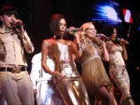 Melanie, Spice Girls, Emma Bunton, Geri Halliwell, Victoria Beckham - Londra - 02-01-2008 - Spice reunion al party per i 40 anni di Victoria Beckham