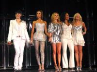 Melanie, Spice Girls, Emma, Geri Halliwell, Victoria Beckham - Londra - 02-01-2008 - Spice reunion al party per i 40 anni di Victoria Beckham