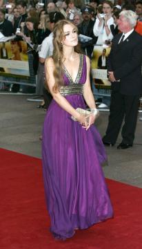 Keira Knightley - Londra - 05-09-2005 - Keira Knightley, raffinatezza e classe da Oscar sul red carpet