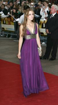 Keira Knightley - Londra - 05-09-2005 - Keira Knightley, da calciatrice a femme fatale