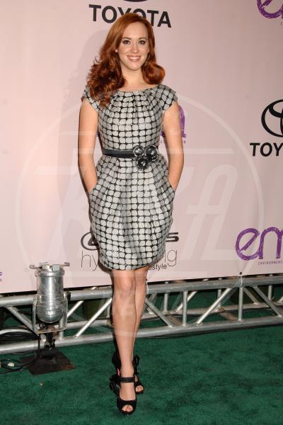 Andrea Bowen - Hollywood - 26-10-2009 - Sul red carpet, l'optical è… l'optimum!