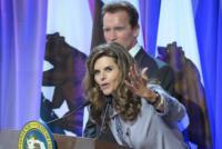 Maria Shriver, Arnold Schwarzenegger - Sacramento - 15-12-2008 - Maria Shriver si fa di nuovo beccare: stavolta in sosta vietata