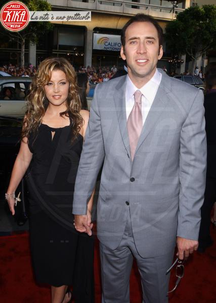 Lisa Marie Presley, Nicolas Cage - 03-06-2003 - Suoceri famosi delle star... e dove trovarli!