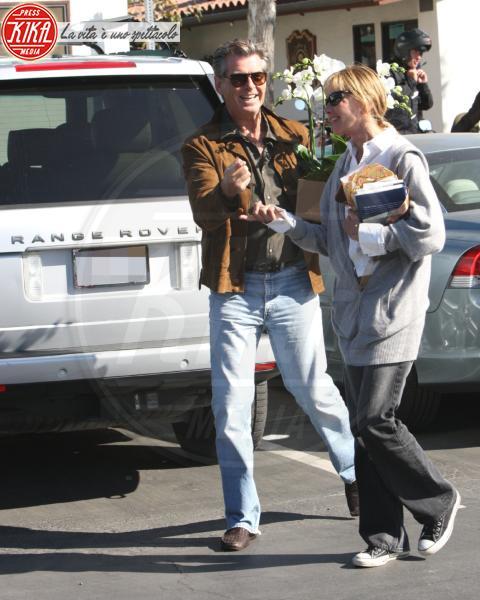 Charlotte Brosnan, Pierce Brosnan - Los Angeles - 30-10-2009 - Charlotte Brosnan poteva salvarsi con il test anticancro?