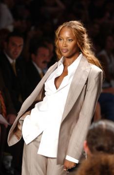 Naomi Campbell - New York - 10-09-2005 - Naomi Campbell accusata di aggressione e poi rilasciata