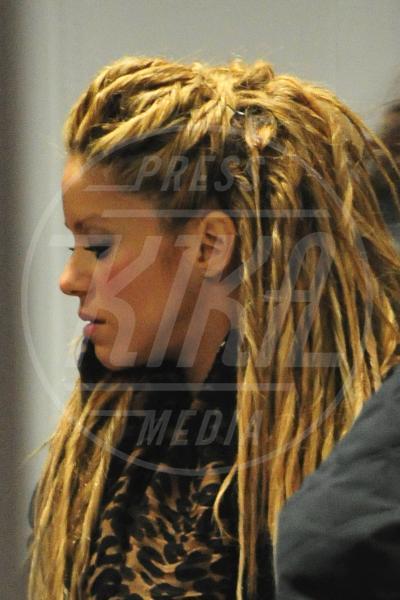 Shakira - Berlino - 06-11-2009 - Lady Gaga coi dread per un giorno. Più PopArt di così!