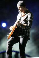 The Edge - Los Angeles - 06-11-2009 - Il musical di Bono sull'Uomo Ragno non trova fondi