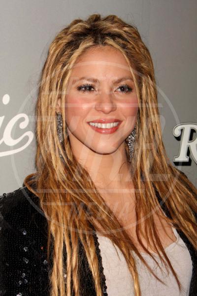 Shakira - New York - 10-11-2009 - Lady Gaga coi dread per un giorno. Più PopArt di così!