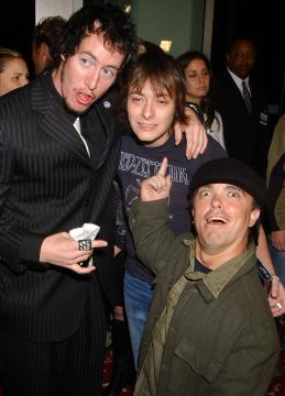 DAVE ENGLAND, Jason Acuna, Eddie Furlong - Arrestato l'attore di Green Hornet Eddie Furlong