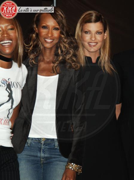 Iman, Linda Evangelista, Naomi Campbell - New York - 13-09-2005 - Auguri Naomi Campbell! Le curiosità che forse non conoscevate