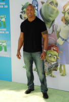 """Dwayne """"The Rock"""" Johnson, The Rock - Westwood - 14-11-2009 - The Rock passa dai film d'azione alla biografia di Charley Pride"""
