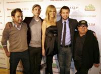 Charlie Day, Kaitlin Olson, Rob McElhenney, Glenn Howerton, Danny DeVito - Los Angeles - 12-11-2009 - Danny DeVito nudo per It's always sunny in Philadelphia