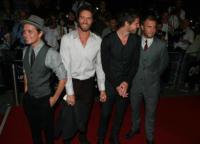 Take That - 08-09-2009 - Robbie Williams registra insieme ai Take That