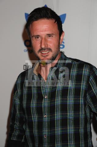 David Arquette - Los Angeles - 16-11-2009 - Courtney Cox torna a recitare con il marito in Scream 4