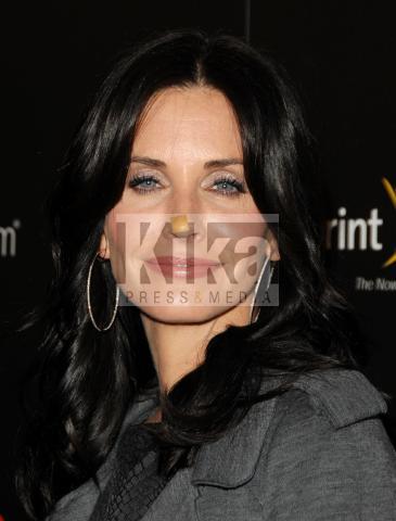 Courteney Cox - Los Angeles - 16-11-2009 - Courtney Cox torna a recitare con il marito in Scream 4