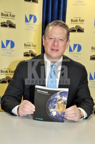 Al Gore - Miami - 16-11-2009 - Earth Day: per queste star è ogni giorno!