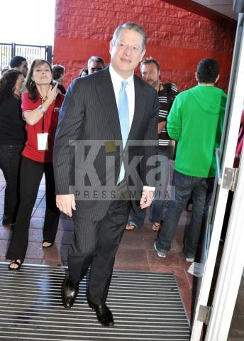 Al Gore - Miami - 16-11-2009 - Al Gore si separa dalla moglie dopo 40 anni