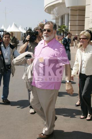 Francis Ford Coppola - Los Angeles - 18-11-2009 - Francis Ford Coppola al lavoro in segreto sul prossimo film