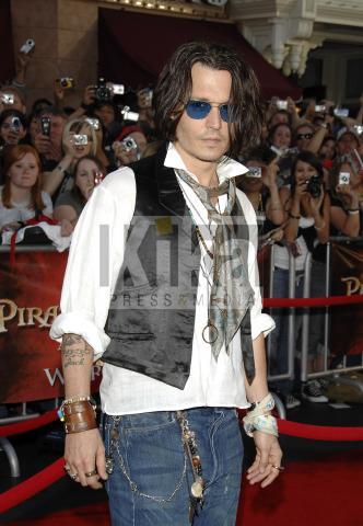 Johnny Depp - Anaheim - 21-05-2007 - Johnny Depp e' l'uomo piu' sexy del mondo, di nuovo