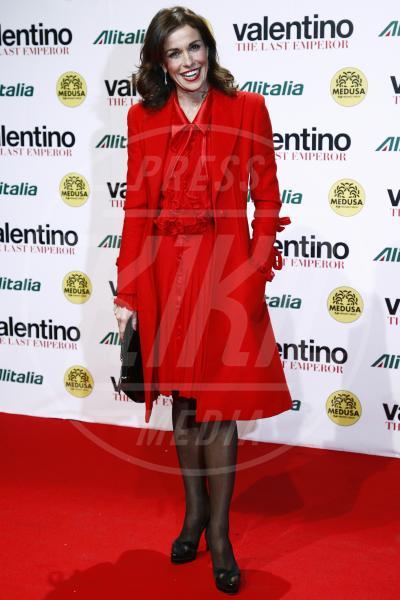 Cristina Parodi - Milano - 18-11-2009 - Corto e colorato: ecco il cappotto di primavera