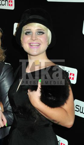 Kelly Osbourne - New York - 12-11-2009 - Kelly Osbourne perde la finale di Dancing with the stars ma conquista l'autostima