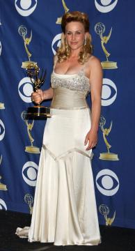 Patricia Arquette - Los Angeles - 18-09-2005 - Patricia Arquette, curve pericolose sul red carpet degli Oscar