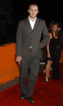 Heath Ledger - Westwood - 17-09-2002 - Il pupazzo di Heath Ledger versione Joker è già esaurito