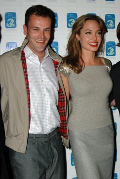 Johnny Lee Miller, Angelina Jolie - New York - 20-09-2005 - Addio Brangelina: tutte le storie precedenti