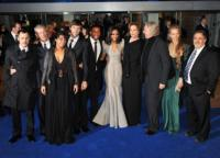 Sam Worthington, Zoe Saldana, James Cameron, Sigourney Weaver - Londra - 10-12-2009 - James Cameron prepara non uno ma quattro sequel di Avatar