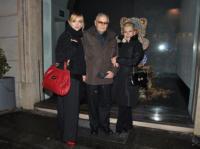 Piero Tosi, Carolina Crescentini, Anna Fendi - Roma - 14-12-2009 - Oscar onorario per Angelina Jolie, Angela Lansbury, Steve Martin