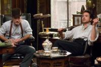 Robert Downey Jr, Jude Law - Los Angeles - 14-12-2009 - Robert Downey Jr. ha ispirato Jude Law per il ruolo di Watson