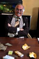 Franco Califano - Roma - 04-01-2010 - Franco Califano non ha ancora ricevuto degna sepoltura
